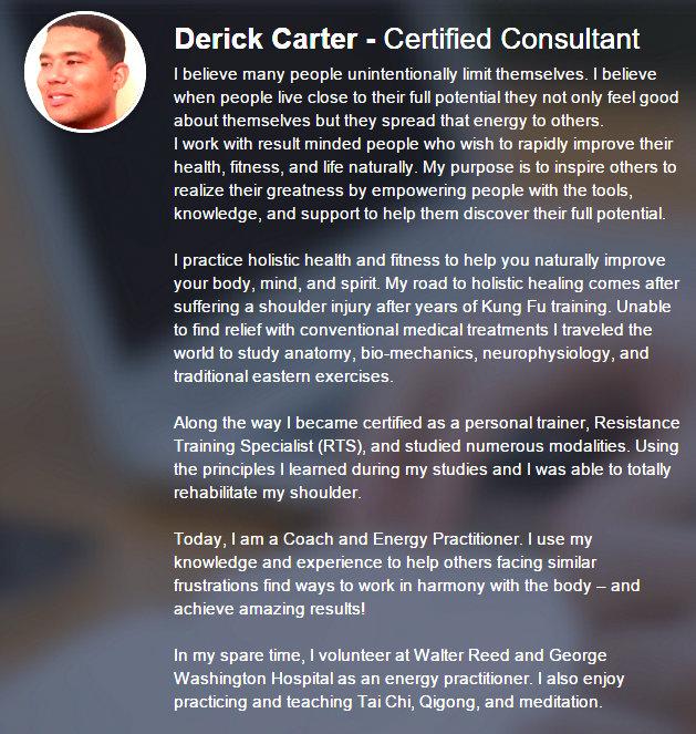 Derick-Carter